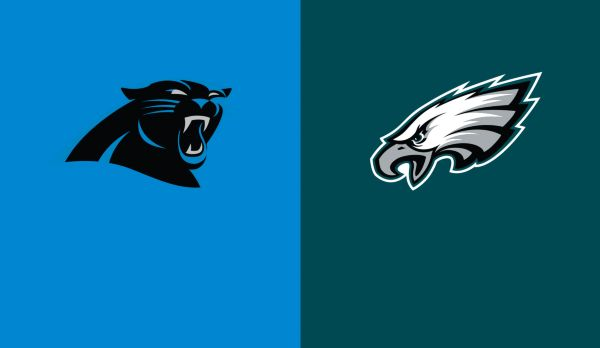 Panthers @ Eagles am 21.10.