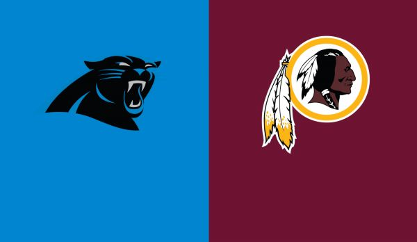 Panthers @ Redskins am 14.10.