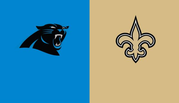 Panthers @ Saints (DELAYED) am 30.12.
