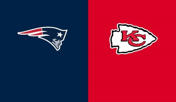 Patriots @ Chiefs am 20.01.