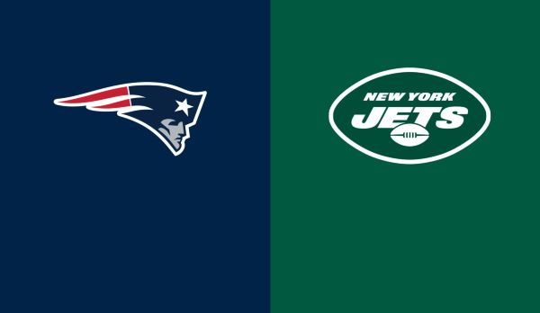 Patriots @ Jets am 22.10.
