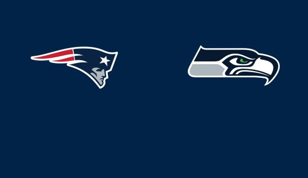 Patriots @ Seahawks am 21.09.
