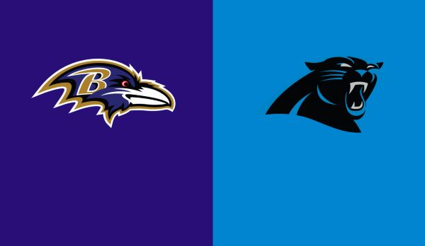 Ravens @ Panthers (DELAYED) am 28.10.