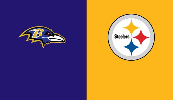 Ravens @ Steelers am 01.10.