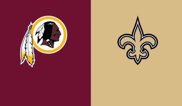 Redskins @ Saints am 09.10.