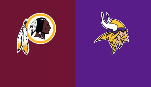 Redskins @ Vikings am 25.10.