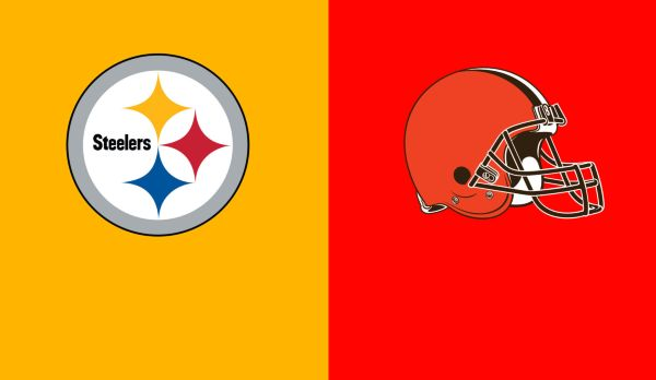 Steelers @ Browns am 15.11.