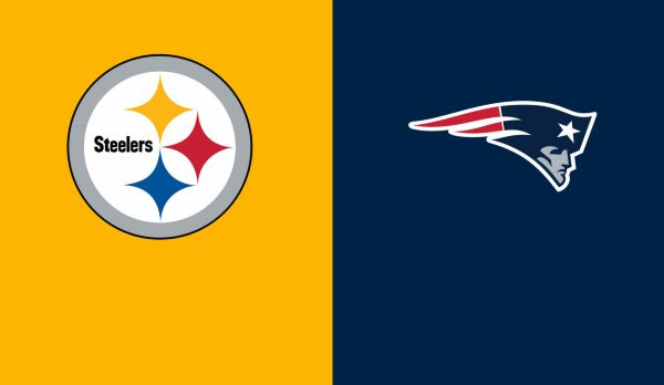 Steelers @ Patriots am 09.09.