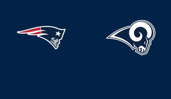 Super Bowl LIII: Patriots vs Rams (Originalkommentar) am 03.02.