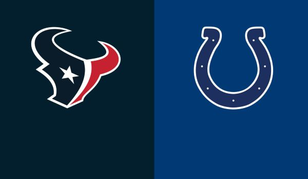 Texans @ Colts am 20.10.