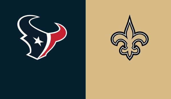 Texans @ Saints am 10.09.