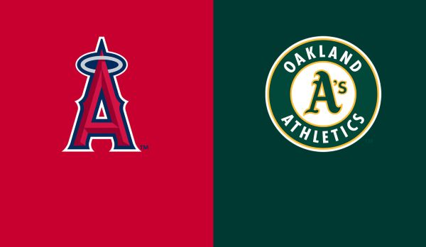 Angels @ Athletics am 17.06.