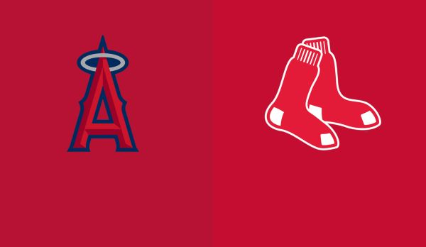 Angels @ Red Sox am 29.06.