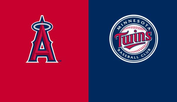 Angels @ Twins am 10.06.