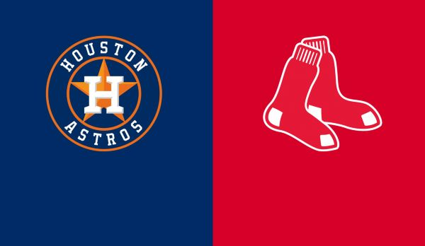 Astros @ Red Sox am 08.09.