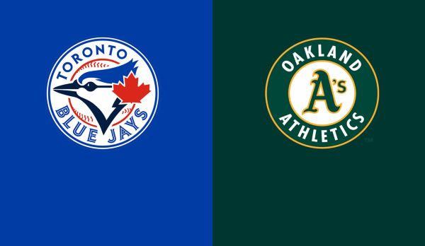 Blue Jays @ Athletics am 31.07.