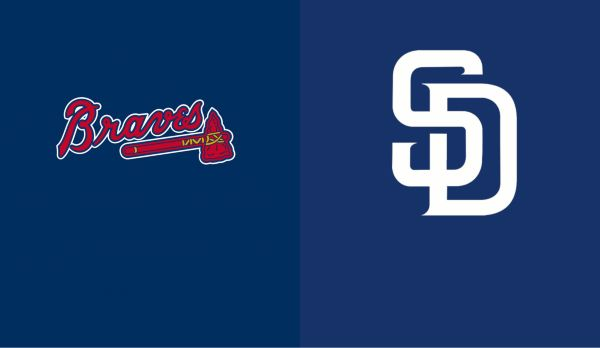 Braves @ Padres am 05.06.