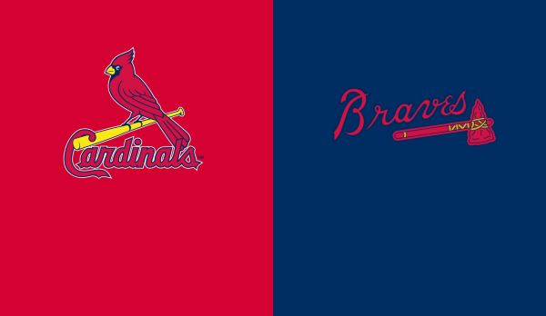 Cardinals @ Braves am 15.05.
