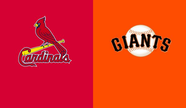 Cardinals @ Giants am 08.07.