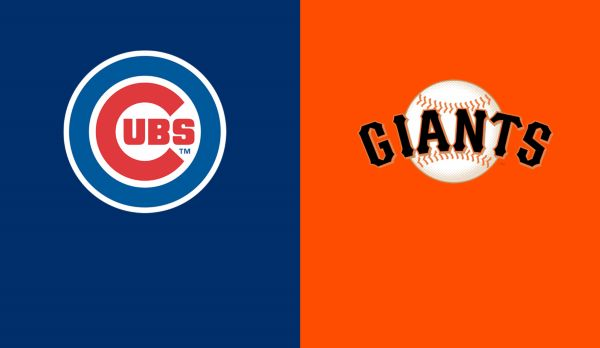Cubs @ Giants am 10.07.