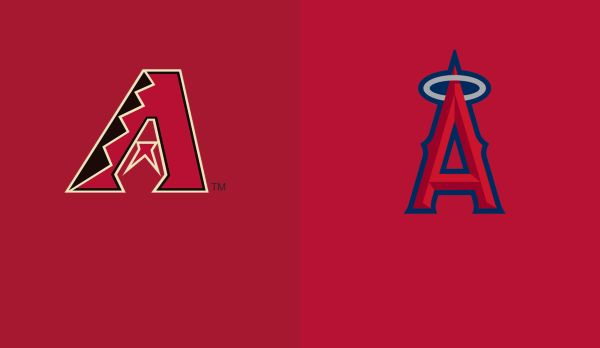Diamondbacks @ Angels am 20.06.