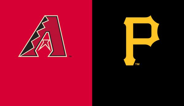 Diamondbacks @ Pirates am 23.04.