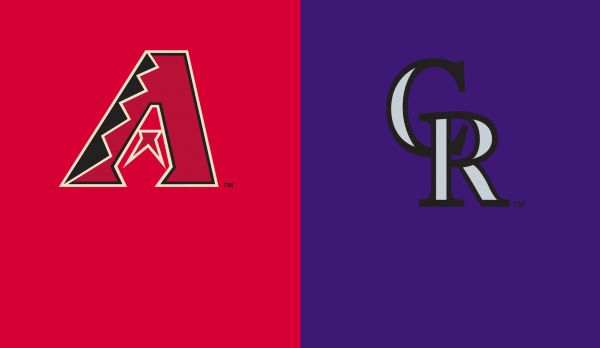 Diamondbacks @ Rockies am 10.06.