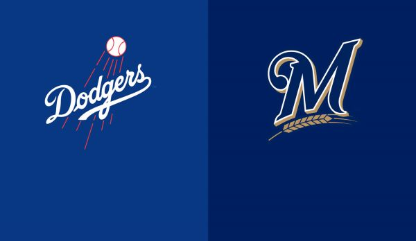 Dodgers @ Brewers am 21.04.