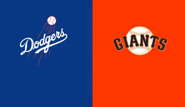 Dodgers @ Giants am 29.09.