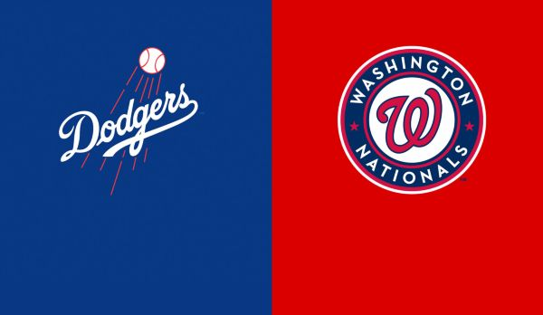 Dodgers @ Nationals am 28.07.