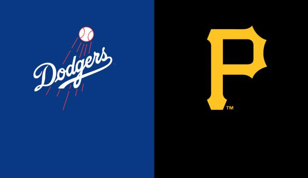 Dodgers @ Pirates am 26.05.