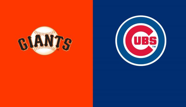 Giants @ Cubs am 22.08.