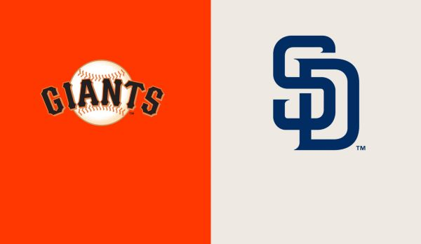 Giants @ Padres am 31.03.