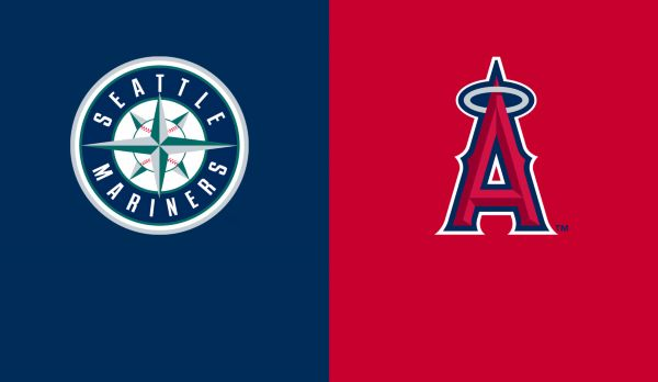 Mariners @ Angels am 21.04.