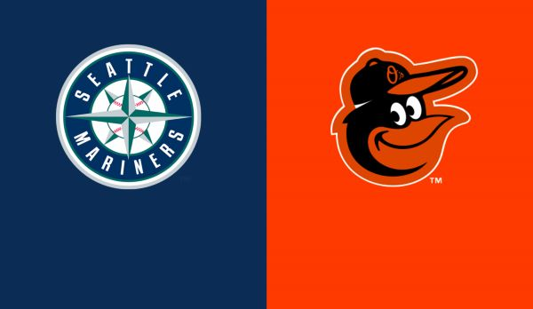 Mariners @ Orioles am 26.06.