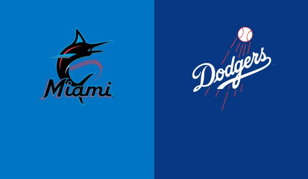 Marlins @ Dodgers am 25.04.