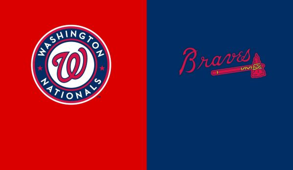 Nationals @ Braves am 08.09.