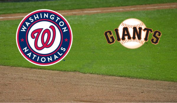 Nationals @ Giants am 25.04.