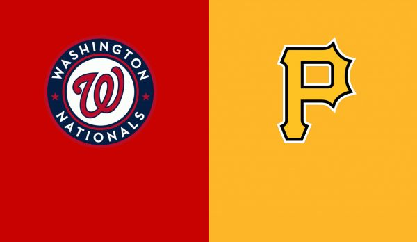 Nationals @ Pirates am 11.07.