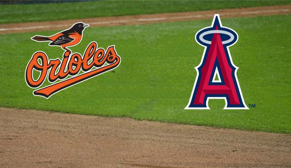 Orioles @ Angels am 04.05.