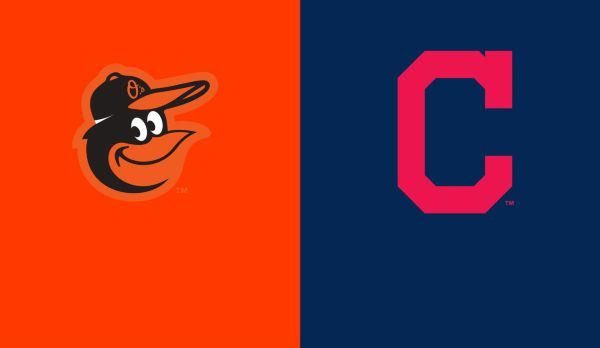 Orioles @ Indians am 17.05.