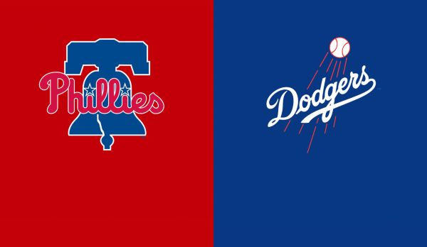 Phillies @ Dodgers am 02.06.