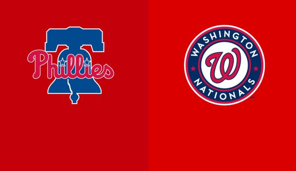 Phillies @ Nationals am 24.09.