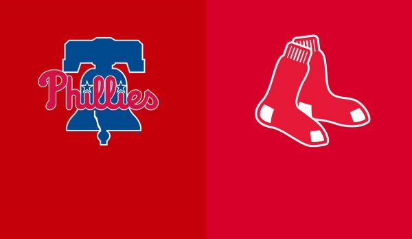 Phillies @ Red Sox am 01.08.