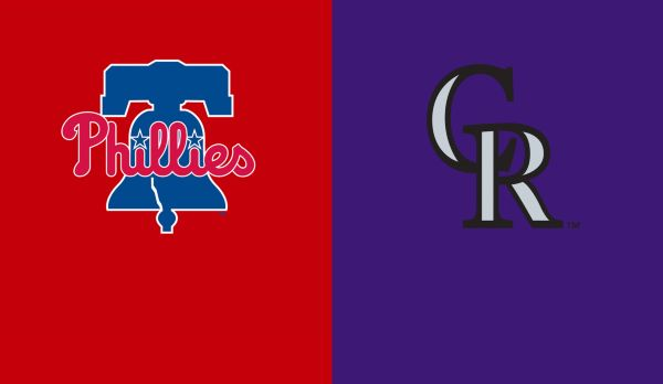 Phillies @ Rockies am 20.04.