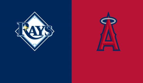 Rays @ Angels am 20.05.