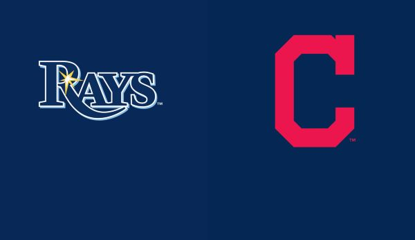 Rays @ Indians am 24.05.