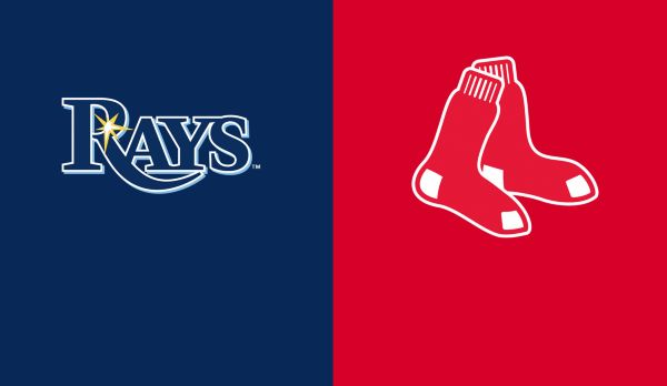 Rays @ Red Sox am 01.08.