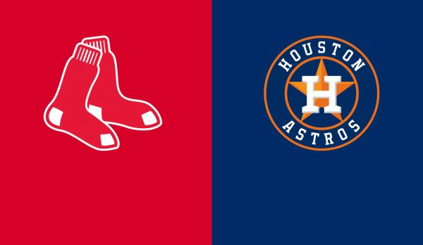 Red Sox @ Astros am 01.06.