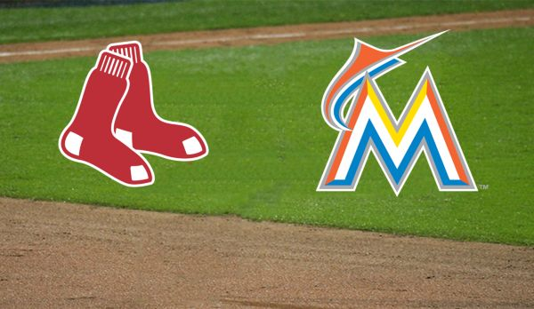Red Sox @ Marlins am 04.04.